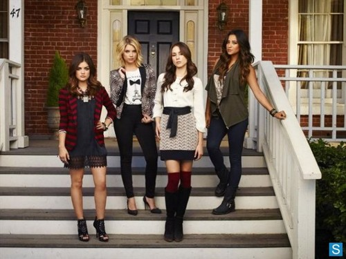 Pretty Little Liars - Season 4 - Cast Promotional fotos