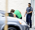 Prince Jackson Got Pulled Over in Calabasas NEW May 2013 ♥♥ - prince-michael-jackson photo