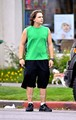 Prince Jackson at the Karate in Encino NEW May 2013 ♥♥ - prince-michael-jackson photo