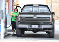 Prince Jackson at the Petrol Station in Calabasas NEW May 2013  - prince-michael-jackson photo
