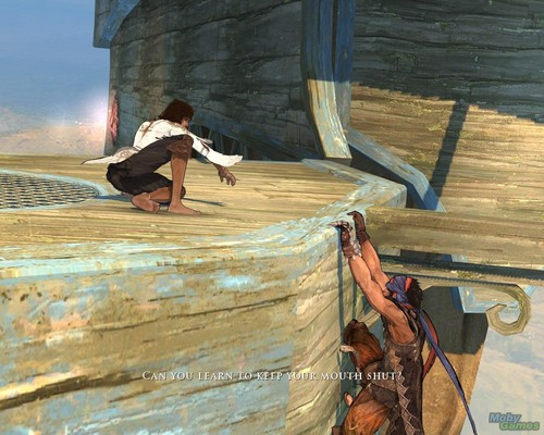 Prince of Persia (2008) screenshot