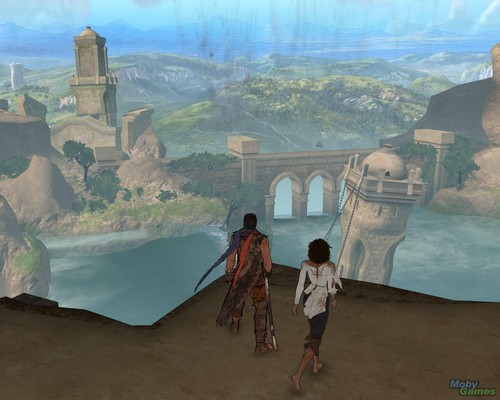 Prince of Persia (2008) screenshot