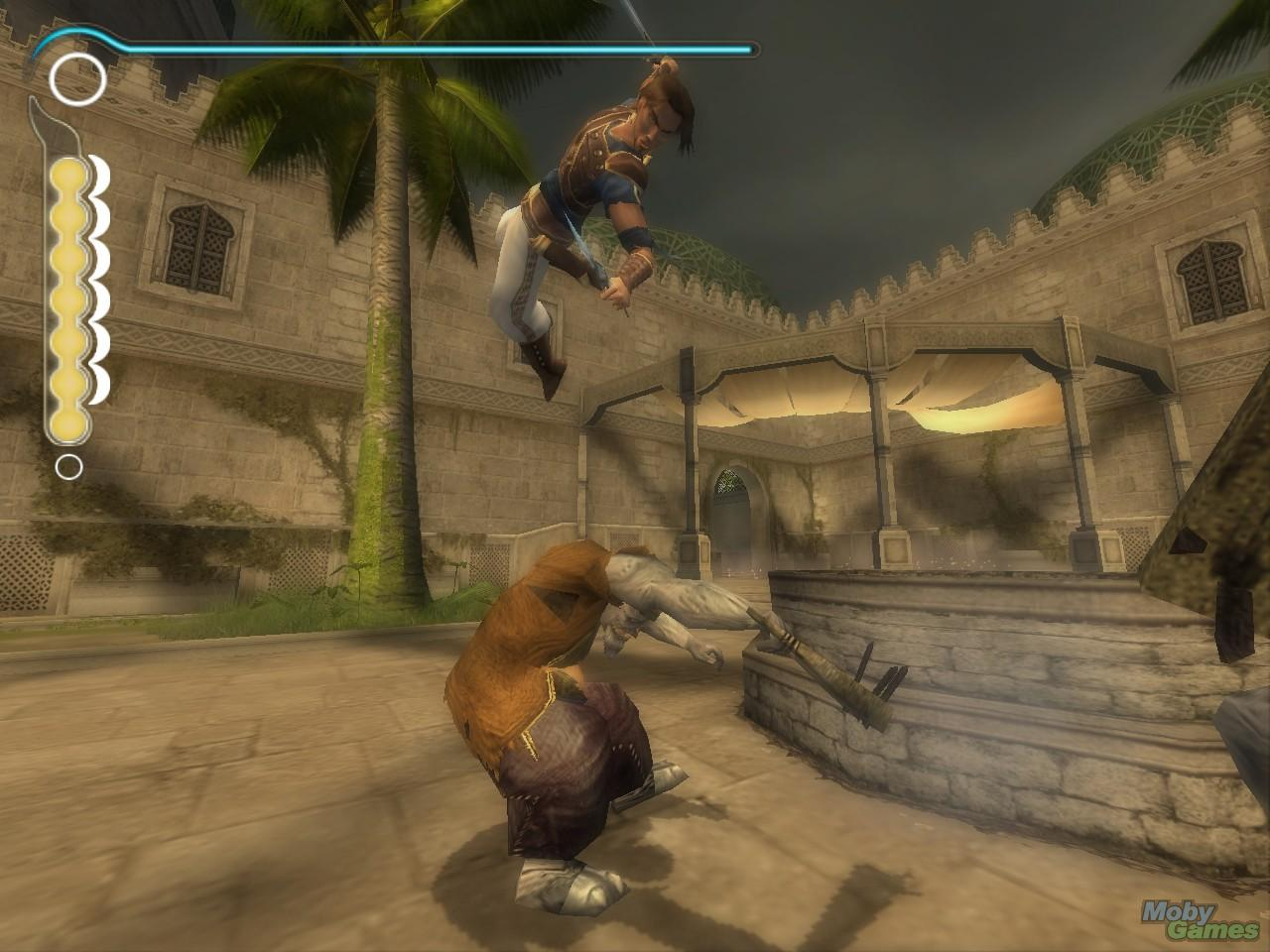 Prince Of Persia The Sands Of Time Screenshot Prince Of Persia
