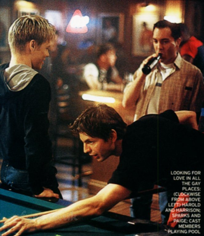 Queer as folk justin taylor randy harrison 24 b c he 39 s the perfect