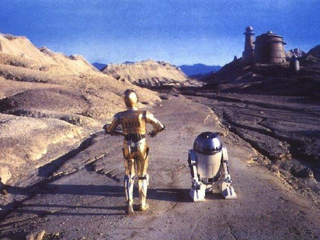 R2d2 And C3po Wallpaper C-3PO images R2-D2 &am...