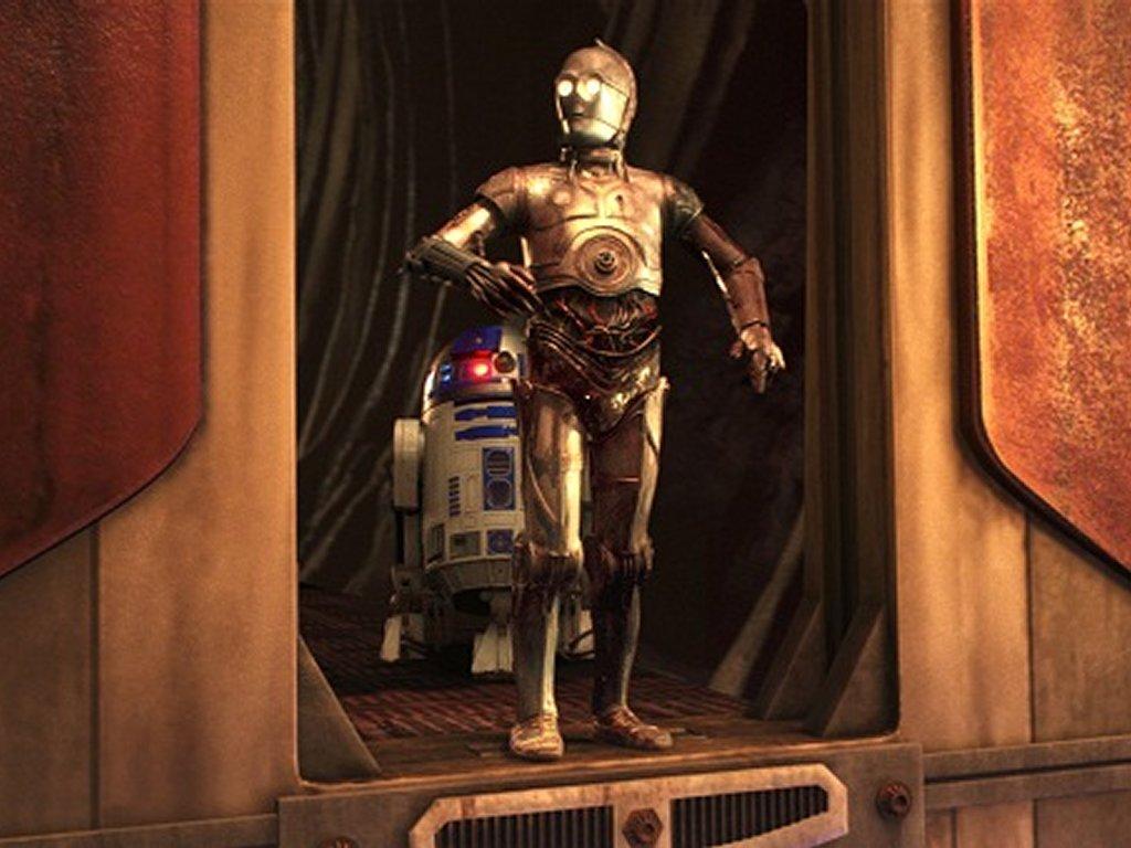 R2d2 And C3po Wallpaper R2-D2 R2-D2  amp C-3PO