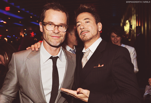 ROBERT DOWNEY JR. - Ro...