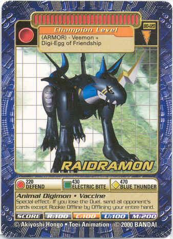 Raidramon