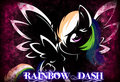 Rainbow dash - rainbow-dash fan art