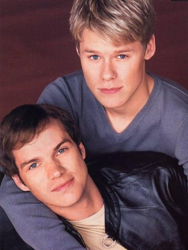 Randy and Peter Paige