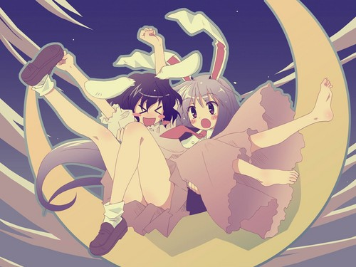 Reisen and Kagome (My Edit)