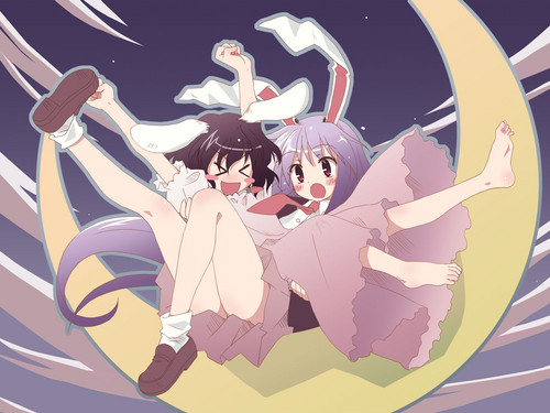 Reisen and Kagome