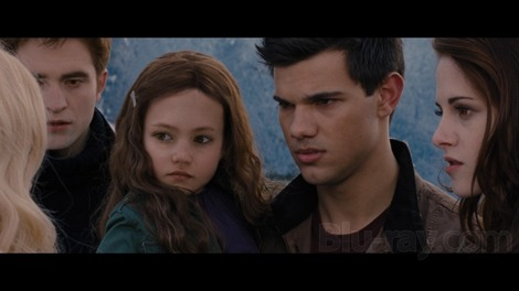 Renesmee & Jacob
