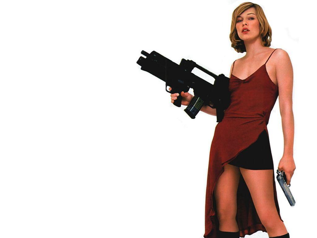 Resident Evil Movie im... Milla Jovovich Wiki