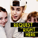 Right Here icons&lt;3 - justin-bieber icon