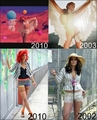 Rihanna copies Jennifer Lopez - jennifer-lopez fan art