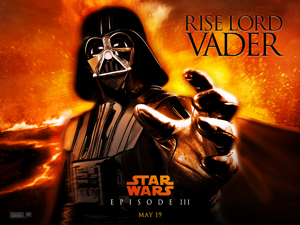 Rise Lord Vader