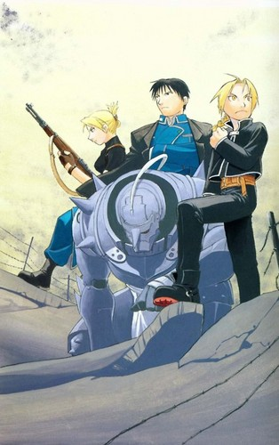 Riza Hawkeye Anime/Manga wallpaper called Riza Hawkeye