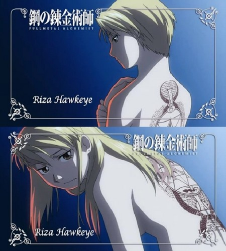 Riza Hawkeye Anime/Manga wallpaper with anime entitled Riza Hawkeye
