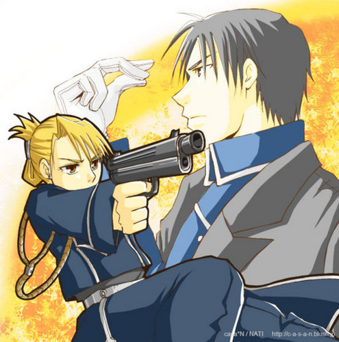 Riza Hawkeye Anime/Manga wallpaper containing anime titled Riza Hawkeye
