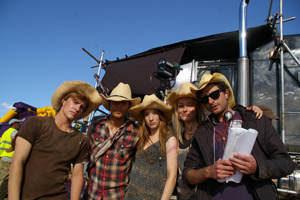 Road Train > Production Stills