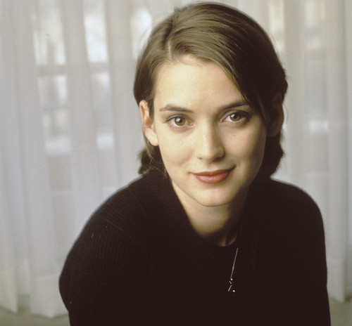 Winona Ryder wallpaper possibly containing a portrait called Rob Brown Photoshoot 1994