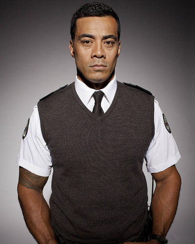 Robbie Magasiva as Will Jackson (Wentworth)