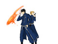 Roy & Riza - roy-riza%3D-royai fan art
