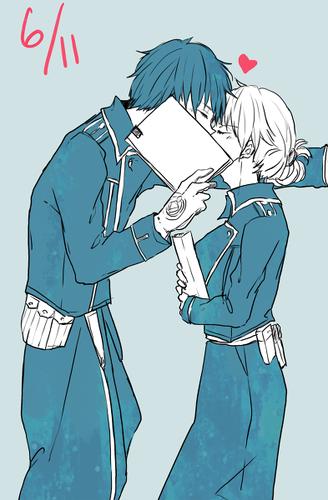 Roy & Riza