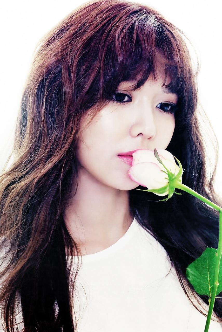 Girls Generations Seohyun: The Face Shop Photo Shoot