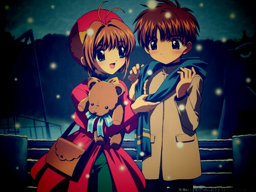 Sakura & Syaoran (My Edit)
