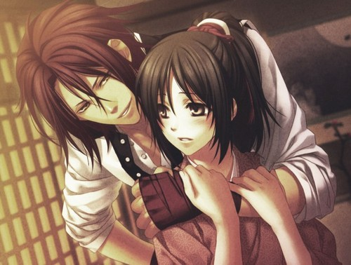 Sano and Chizuru