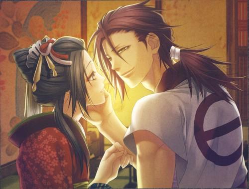 Sano and Chizuru