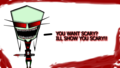Scary Misty ._. - invader-zim-fancharacters fan art