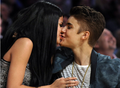 Selena Gomez and Justin Bieber cute