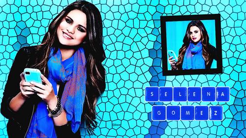 Selena New Photoshoot mga wolpeyper sa pamamagitan ng DaVe!!!