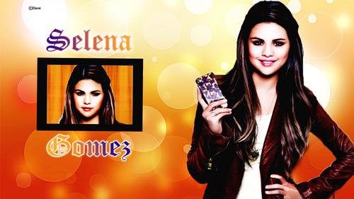 Selena New Photoshoot fondo de pantalla por DaVe!!!