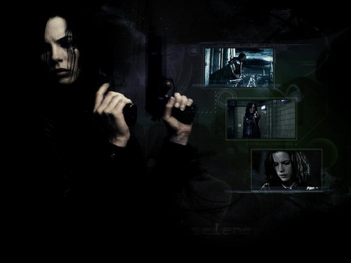 Underworld wallpaper entitled Selena