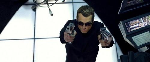 Shawn Roberts as Albert Wesker