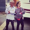 Shemar &amp; Matthew - matthew-gray-gubler photo