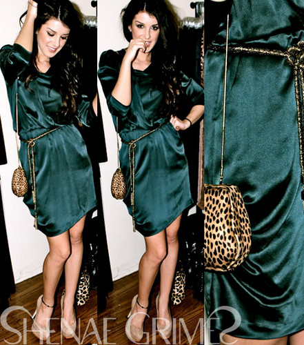 Shenae Grimes wallpaper probably with an overgarment, an outerwear, and a well dressed person entitled Shenae <3