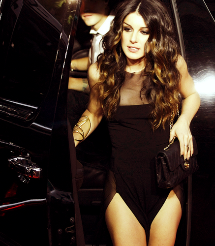 Shenae Grimes wallpaper possibly with a leotard, tights, and an automobile called Shenae <3