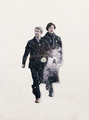 Sherlock &amp; John - sherlock-on-bbc-one fan art