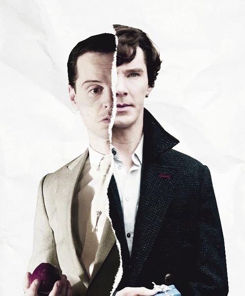 Шерлок Холмс и Доктор Ватсон обои для рабочего стола