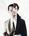 Sherlock & Moriarty - sherlock-on-bbc-one fan art