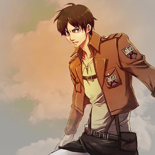 Shingeki no Kyojin (Attack on Titan) Hintergrund entitled Shingeki no Kyojin ~