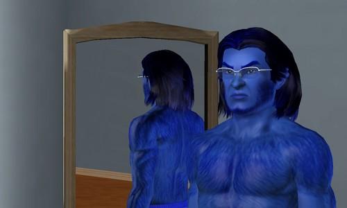 Sims 3 Beast