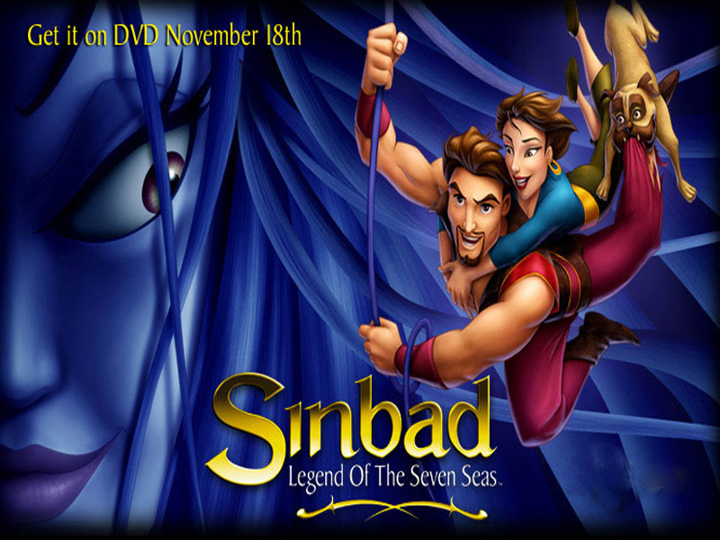 Congratulate, what Sinbad legend of the seven seas porn excited too