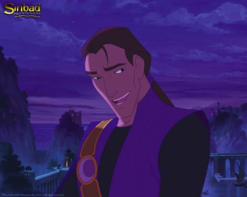 Sinbad The Legend of the Seven Seas wolpeyper