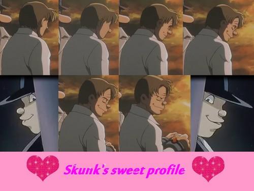 Skunk Kusai 's sweet profil fond d'écran